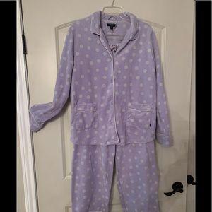 Velour Pajamas